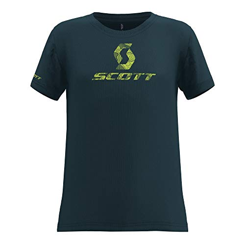 Scott 252562, Bicicleta Unisex para niño, nightfal Azul, 152