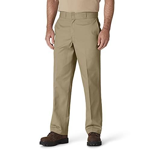 Dickies Original 874 Work Pant, Pantalones Para Hombre, Beige (Khaki), 34W / 32L