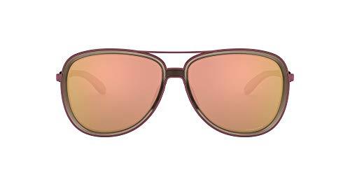 Oakley 0OO4129 Gafas, MATTE SEPIA, 58 para Mujer