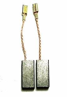 Kohlebürsten kompatibel zu Bosch PWS 700, GWS 7-115, GWS 7-125