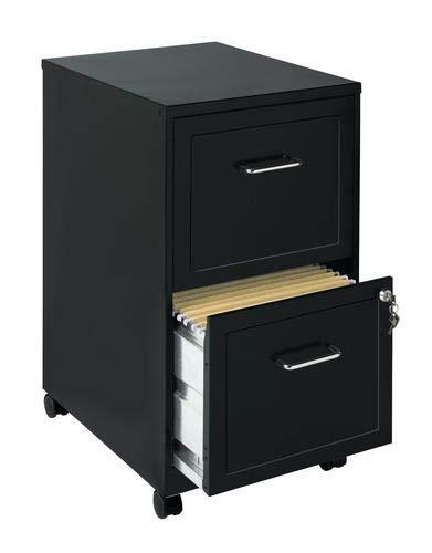 archivero-vertical-de-2-gavetas-hirsh-16251-color-negro
