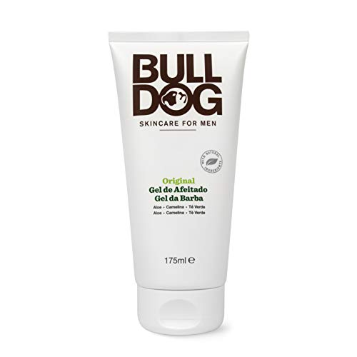 Bulldog Skincare For Men Original Gel Afeitar - 175