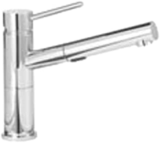 Blanco 441493 1.8-Gpm Alta Compact Pull-Out Dual Spray, Chrome