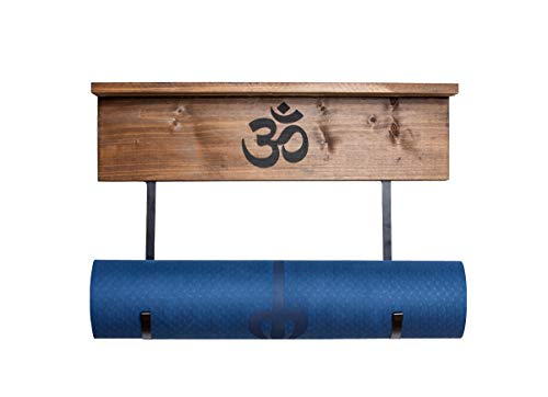 Emotiset Soporte para Esterilla de Yoga. Estanteria,