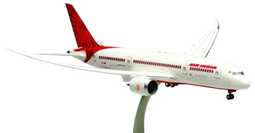 Boeing 787-8 AIR INDIA N.L. Scale 1:200