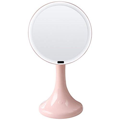 Leeslamp bedlampje tafellamp tafellamp tafellamp tafellamp trompet tafelblad inductielicht van het menselijk lichaam geleid heldere intelligente spiegel van de make-upspiegel