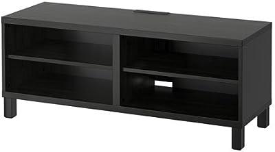 Amazon com: VASAGLE ULTC03BR Television Cabinet, TV Stand