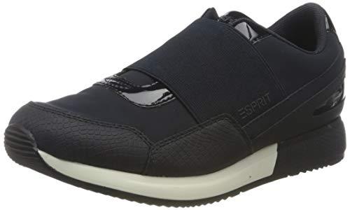 Esprit Damen 080EK1W320 Sneaker, 401/NAVY 2, 40 M EU