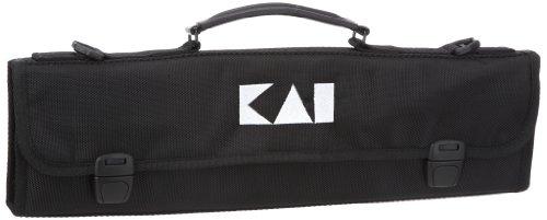 Kai Europe DM-0781 - Borsa porta coltelli Shun, misura piccola