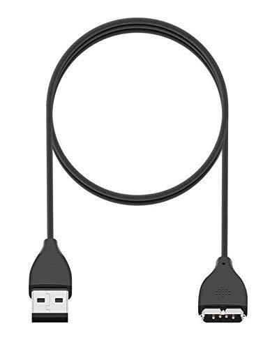 TECHGEAR Chargeur Fitbit Surge, Câble Chargeur USB pour Montre de Remise en Forme Fitbit Surge Smart