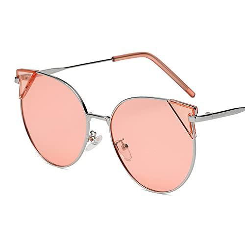 N/A Gafas de Sol para Hombre Gafas de Sol para Mujer Nuevos Hombres y Mujeres Gafas de Sol de Tendencia Gafas de Sol polarizadas Gafas de Moda Coreana