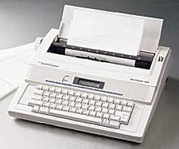 Smith Corona WordSmith 250 Electronic Display Typewriter