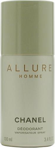 Chanel Allure Homme Men, Deodorant, 1er Pack (1 x 100 ml)