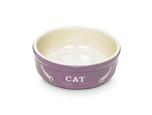 Nobby 73369 Katzen Keramikschale Cat
