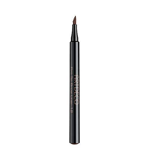 ARTDECO Pro Tip Brow Liner, Brauenstift, Nr. 12, ebony tip