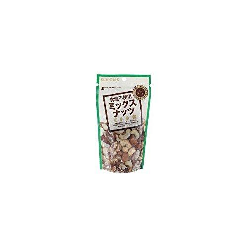食塩不使用ミックスナッツ 75g /正栄食品(3袋)