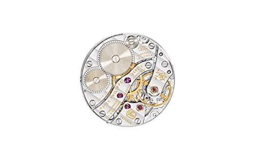 Patek Philippe Calatrava Yellow Gold 5196J-001 with Silvery Opaline dial