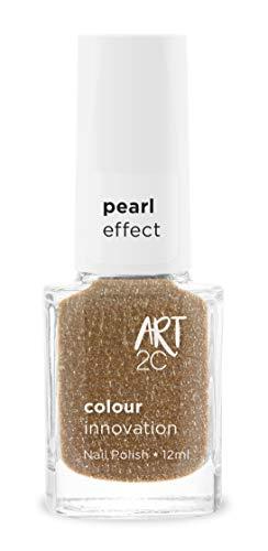 Art 2C - Esmalte de uñas efecto diamante y perla - 6 colores, 12ml, color: Holy Moly (DP03)