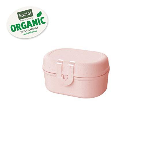 Koziol Boîte à Pique-Nique Pascal, Rose, Mini