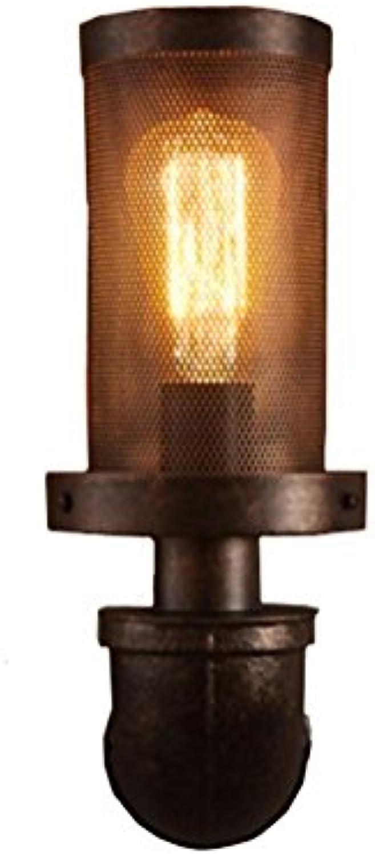 ZHIYUAN Vintage industrial Wind Restaurant und Bar Café Lampen kreativ dekorative schmiedeeiserne Wandleuchte