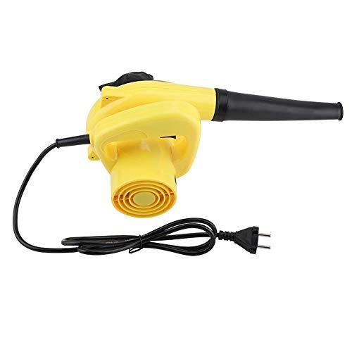 Aspirador eléctrico de Aire 600W Soplador de Hojas para Limpieza Soplador de Polvo