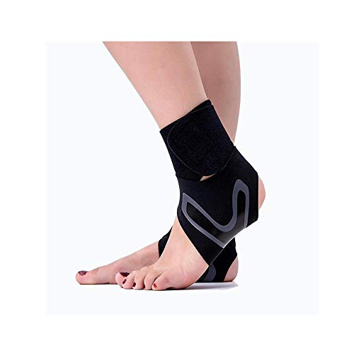 youler Supporto Caviglia, 1 Paio di Protezione della Caviglia, Caviglia Sostegno per Il Fitness e l'escursionismo
