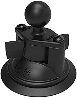 RAM Twist Lock Saugnapf Basis mit Ball