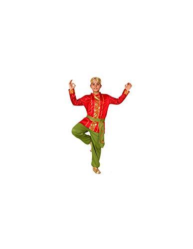 DISBACANAL Disfraz hindú para niño - -, 7-9 años