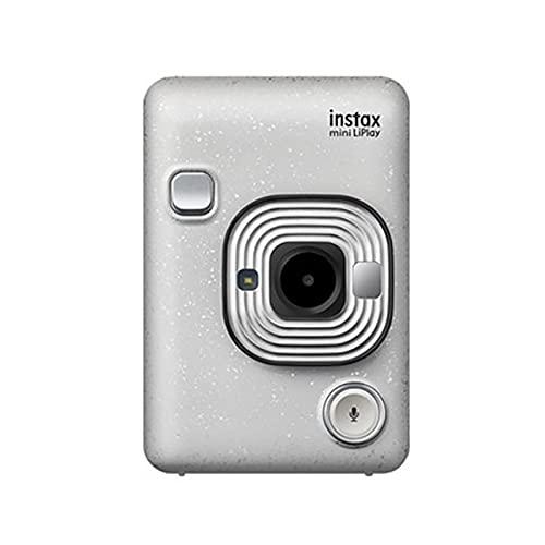 loknhg (No Incluye Papel fotográfico) Adecuado para cámara Digital de imágenes de un Solo Uso instax Mini LiPlay, Impresora de Fotos instantánea, cámara instantánea