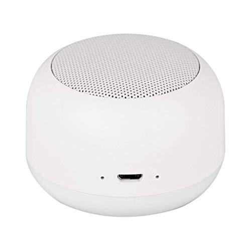 MRXUE Mini Nachtlampje met Bluetooth Speaker Draagbare Magnetische Nachtlampje Timer Draadloze Geluid Subwoofer Ingebouwde MIC Handsfree bellen