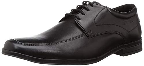 Hush Puppies Men's Morris Derby Black Formal Shoes - 7 UK (41 EU) (8246338)