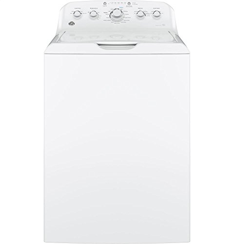 GE GTW460ASJWW 4.2 Cu. Ft. White Top Load Washer
