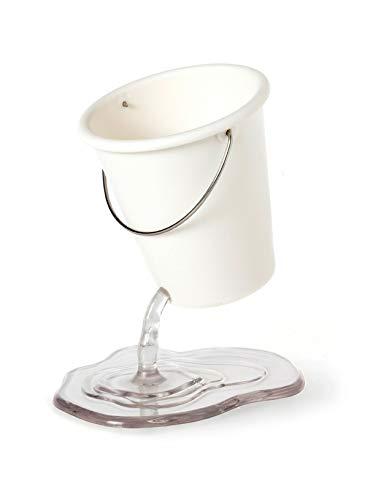 PELEG DESIGN Desk Bucket Stiftehalter weiß