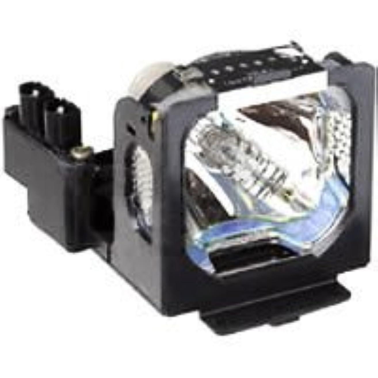 受け継ぐスマイル田舎者QLC 高品質互換 POA-LMP37 150ワット 2000-Hrs UHPプロジェクター電球/ランプ ハウジング付き