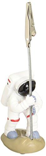 セトクラフト Motif. メモホルダー アストロノーツ・SR-1232-83 高さ:約11.5(cm)