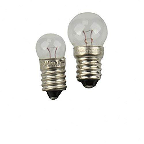FISCHER Unisex Glühlampen-set, silber, Einheitsgröße