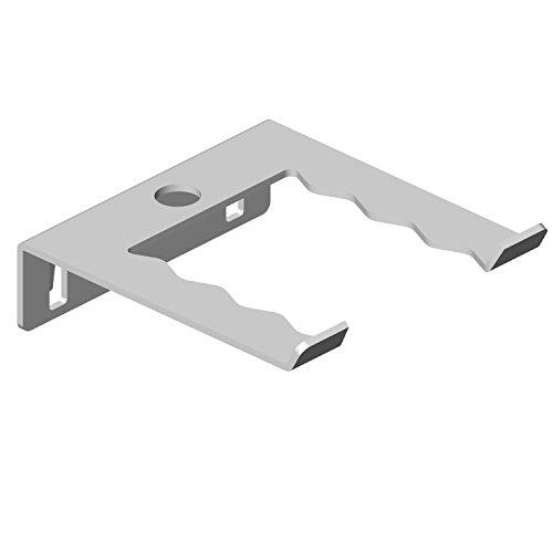 Element System 11404-00002 Werkzeughalter / 6 Stück/für Werkzeuglochwand/Lochplattenwand/weiß