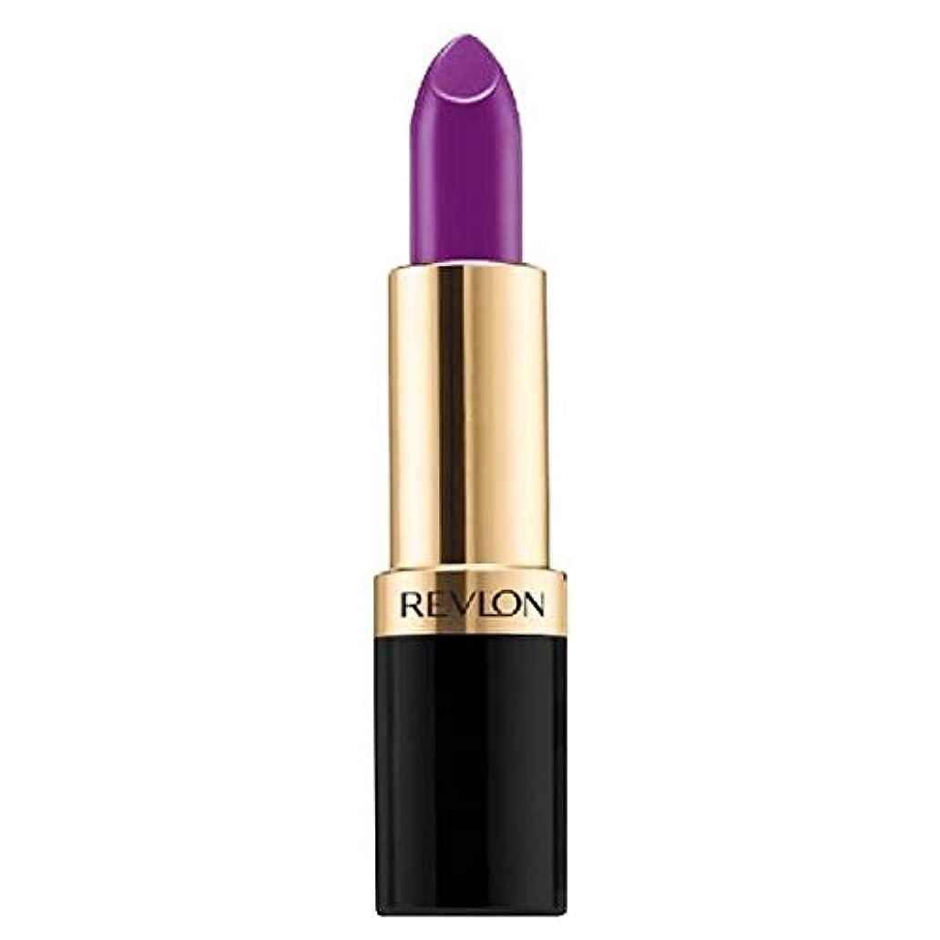 障害不完全な不当[Revlon ] レブロンSuperlustrousマット口紅紫のオーラ4.2グラム - Revlon Superlustrous Matte Lipstick Purple Aura 4.2g [並行輸入品]