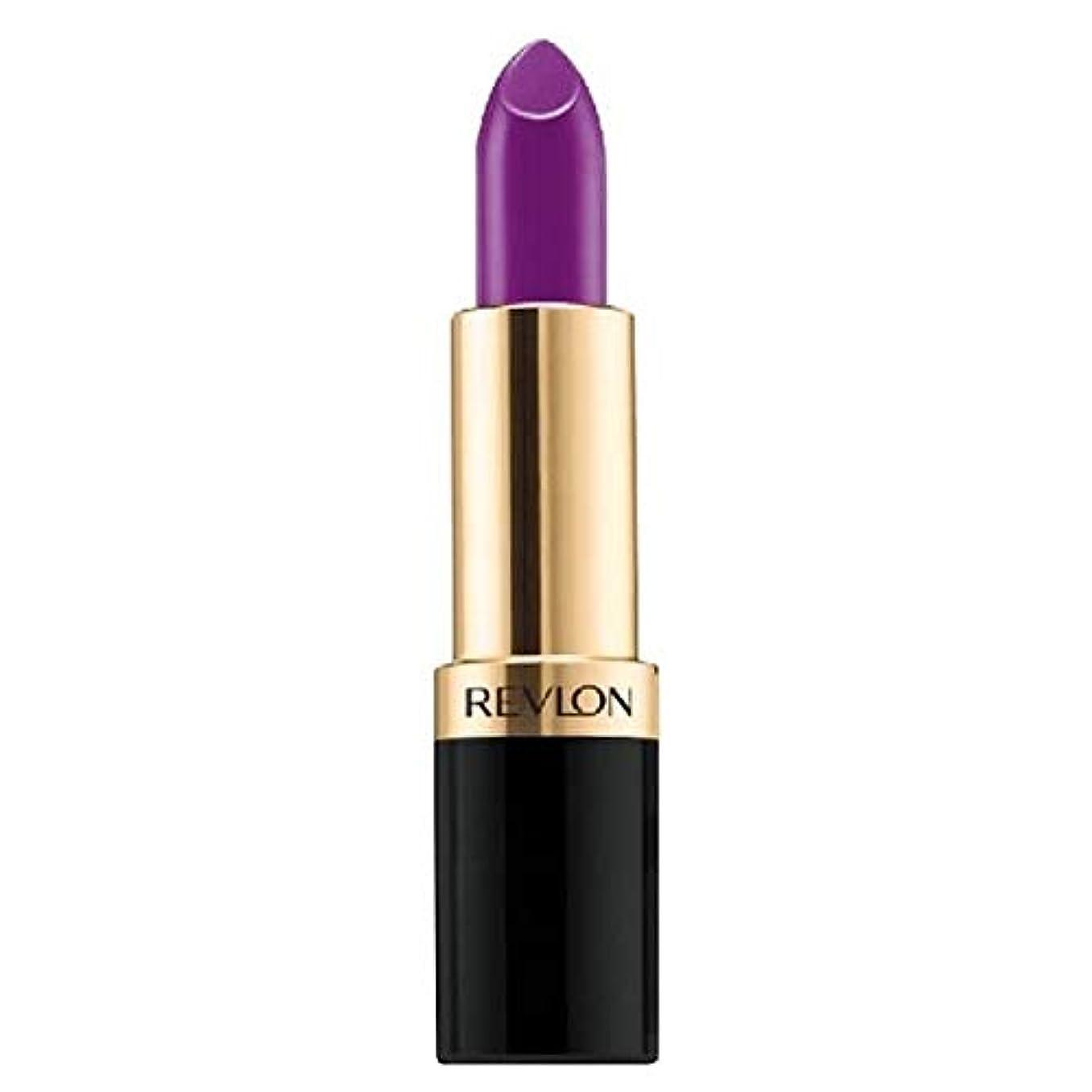 子供っぽい心からフェロー諸島[Revlon ] レブロンSuperlustrousマット口紅紫のオーラ4.2グラム - Revlon Superlustrous Matte Lipstick Purple Aura 4.2g [並行輸入品]
