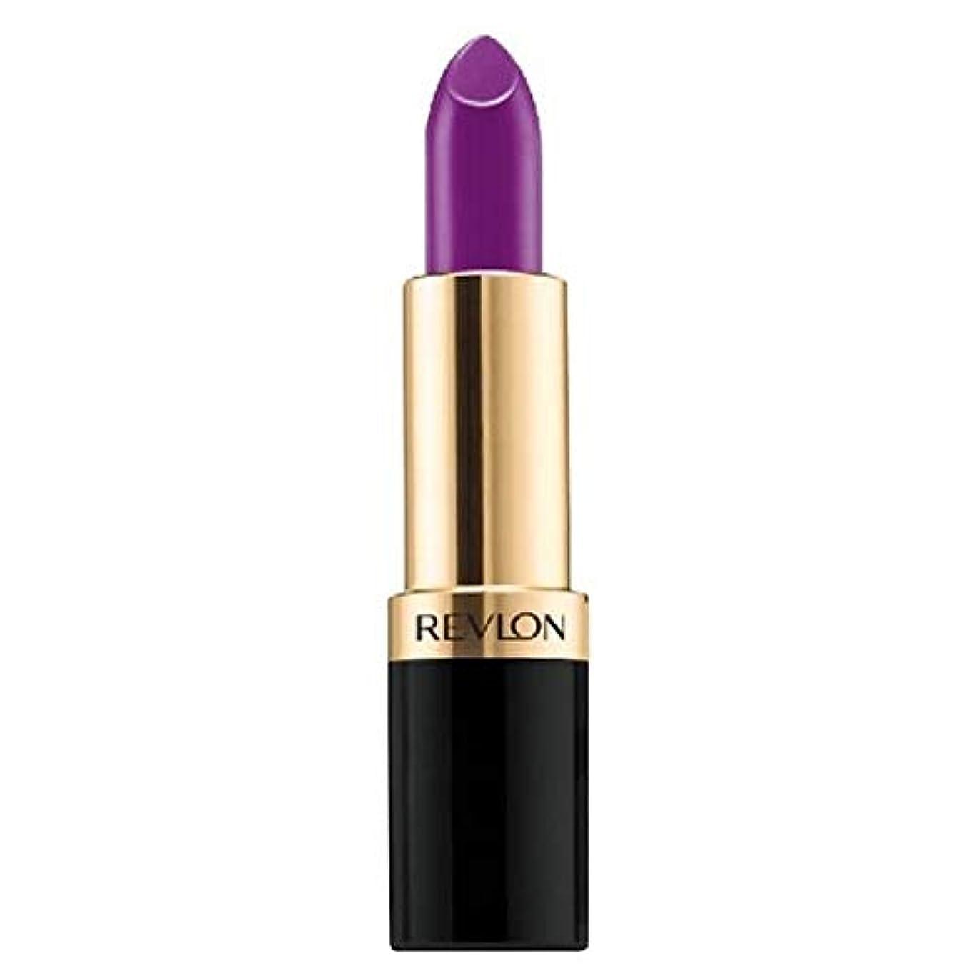 費用対応高さ[Revlon ] レブロンSuperlustrousマット口紅紫のオーラ4.2グラム - Revlon Superlustrous Matte Lipstick Purple Aura 4.2g [並行輸入品]