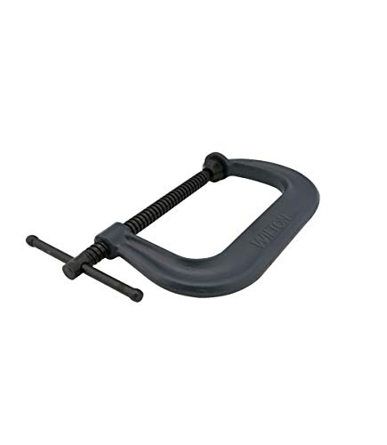 Wilton Model 410 Drop-Forged C-Clamp, 6-Inch Throat (14284)