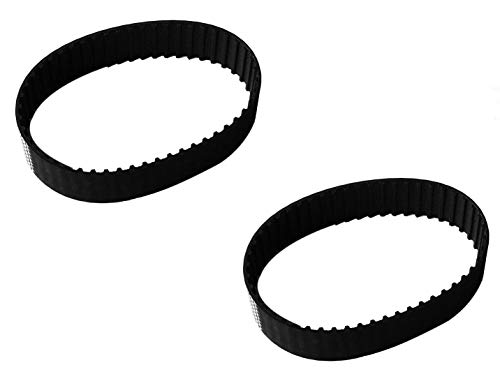 Ketofa 34-674 Belt for Delta Table Saw Timing Drive Belt Replacement 34-670 100XL100 36-600 36-610 TS300 (Pack of 2)