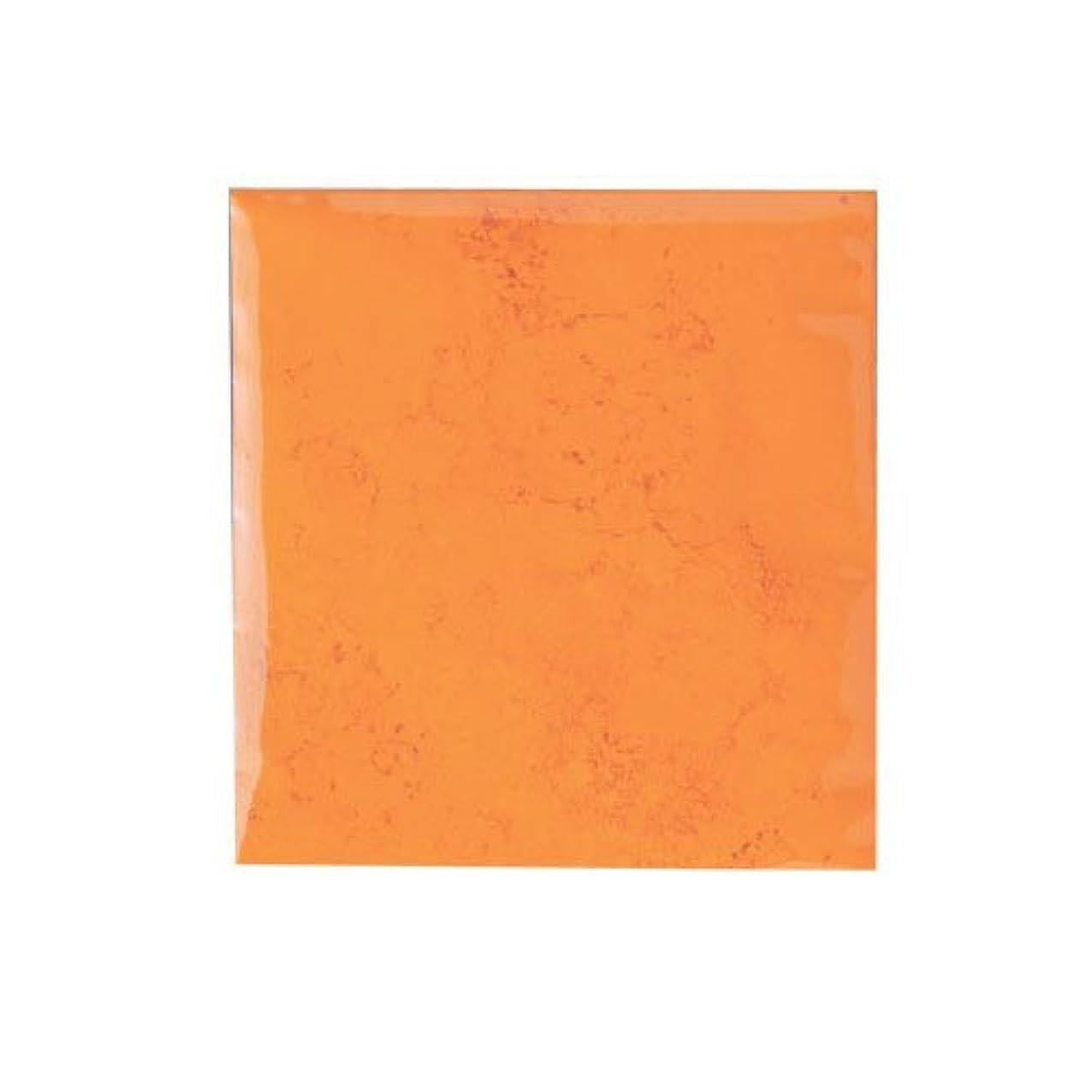 検出可能こっそりでるピカエース ネイル用パウダー カラーパウダー 着色顔料 #745 マリーゴールド 2g