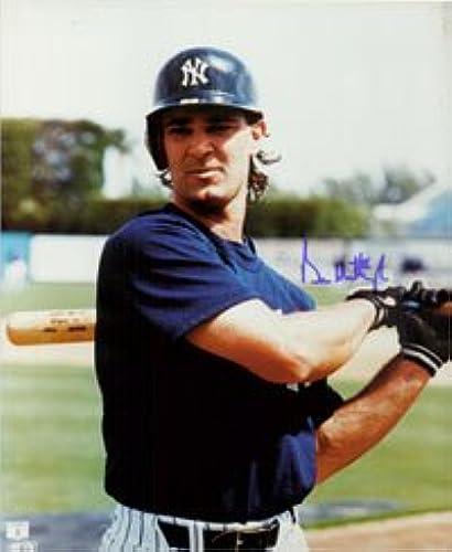 Signé MATTINGLY, ne (nouveau York Yankees) 8x 10Photo Autographe