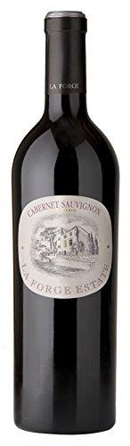 6 x Cabernet Sauvignon La Forge Estate IGP 2018 im Sparpack, trockener Rotwein aus Languedoc