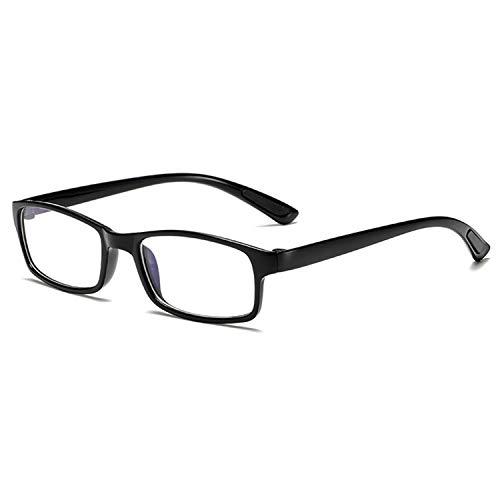 Blaulichtfilter Brille Game Brille Computerbrille PC Gaming Brille zum Blockieren von UV Kopfschmerz der Augenbelastung Anti blaulicht