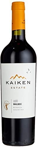 Montes Kaiken Mendoza Malbec 2015/2016 - Paquete de 6 x 750 ml - Total: 4500 ml