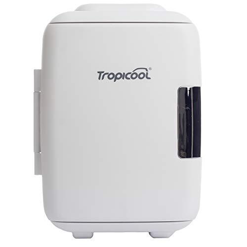 Tropicool PC05W PC-05 Portable Chiller cum Warmer (White), 5 Liters