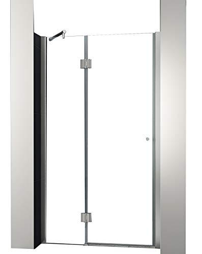 8 mm nisdeur Entraro 85-89 x 195 cm helder glas