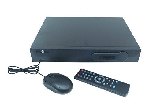 Dvr Nvr Ahd Tvi Cvi Videosorveglianza H264 HDMI Lan, 16 Canali Audio 5116H
